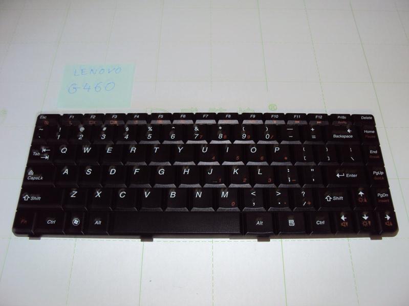 Клавиатура для ноутбука LENOVO IdeaPad G460, G460A, G465, G465A