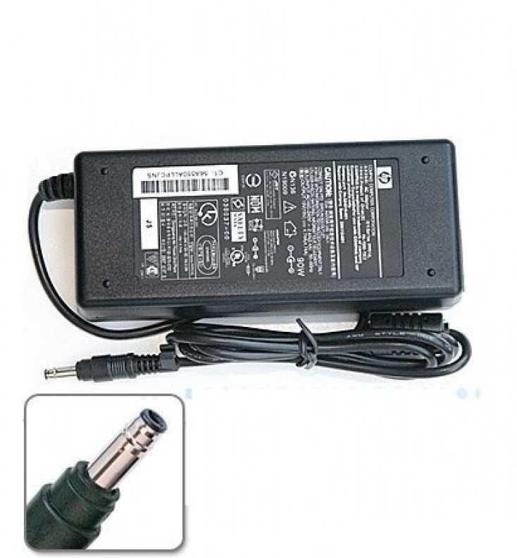 Выходное напряжение: 18.5V Ток: 4.9A 90 Watt  Выходной разъем: 5.5*2.5